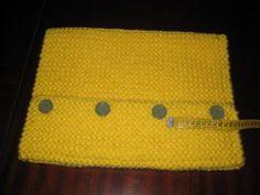 Cuello-de-lana Continental Wallet, Beanie, Hats, Ideas, Scarves, Wood Blinds, Sewing Needles, Cottage Style Decor, Hat