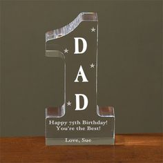 75th Birthday Gifts For Dad Parties Quotes