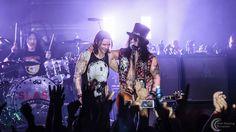 SLASH ft. Myles & The Conspirators at Hard Rock Casino Sioux City - 5/19, 2015 Photography courtesy of Matt Downing