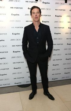 Benedict Cumberbatch Photo - LONDON COLLECTIONS: MEN: Esquire, Mr Porter & Jimmy Choo - Event
