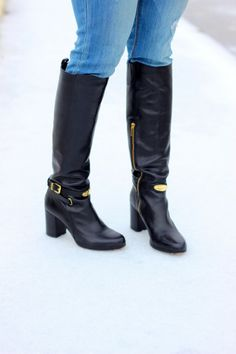 @Michael Dussert Kors boots