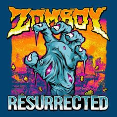 Dubstep del bueno: Zomboy - Resurrected (2015) - LaPollaDesertora