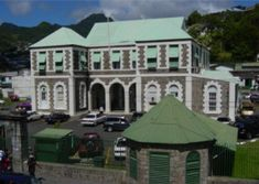 House of Assembly, Kingstown, St Vincent and The Grenadines
