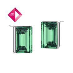 Aliexpress.com : Buy Neoglory Jewelry fashion earrings needle with 925 silver earring with Swarovski element crystal jewelry Christmas gift from Reliable earrings suppliers on NEOGLORY JEWELRY