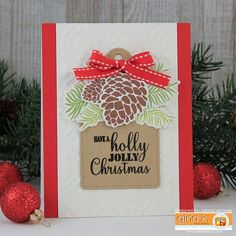 Merry & Bright Stamp TV Kit Blog Hop | Gina K Designs