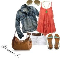 Another great summer festival outfit