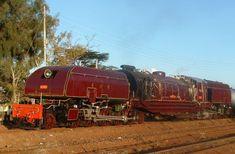 Beyer Garrett 59 class 5916, in Kenya...