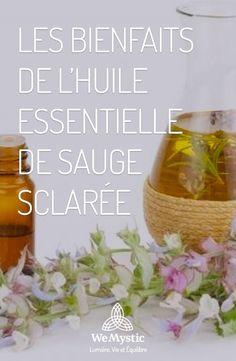 Les bienfaits de l'huile essentielle de sauge sclarée #huilesessentielles Essential Oils, Homemade, Healthy, Diy, Yoga, Gardens, Perms, Doterra Essential Oils, Natural Beauty