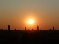 A Beauty! Sunset