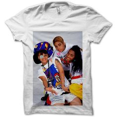 Young TLC Picture Tshirt T-Shirt - Hipster Shirt - TBT T-shirt - Graphic Tee - Vintage Poster - Elvis Photo Shirt - Celebrity Shirts FAN0036