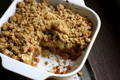 Vegan Peanut Butter Apple Bars #vegan #dessert #recipe. You can sub out the flour for a gluten free flour mix.