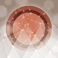 Magical Circle Vector Graphic