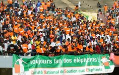 Cote d'Ivoire : la question des supporters ivoiriens