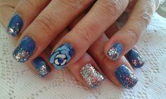 Francamente Mdq uñas esculpidas y nail art