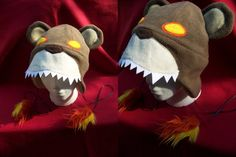 Tibbers hat by ~SumiCo on deviantART