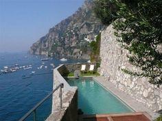 Amalfi - my dream swimming pool