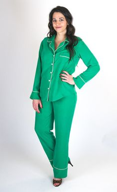 Closet Case Carolyn Pajamas sewing pattern