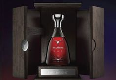 dalmore eos 59 year old single malt    Only 20 special decanters of the Dalmore Eos 59-Year-Old Single Malt will be made available, with each costing £13,000 (about $20,120). The decanter, made from mouth-blown Portuguese crystal, is housed in a precious yet strong solid steel box.