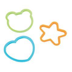Set 3 formine per frittata in silicone - Vendita Online - Dmail - Stampi E Utensili Per Dolci