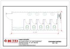 Locação de Container Metálico - Prudente e região - H-MAX Locação