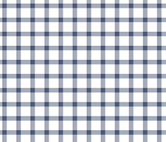 Chambray plaid fabric by abbie0akley on Spoonflower - custom fabric