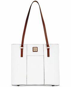 Dooney & Bourke Pebble Lexington Shopper - Shoulder Bags - Handbags & Accessories - Macy's