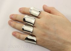 Hyperbolic large ring ,Punk, Biker, Rock ,Retro,Stainless steel ring,size:6-10 in Jewelry & Watches, Fashion Jewelry, Rings   eBay