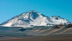 V° El Muerto  6488 mts. Altitude  CHILE