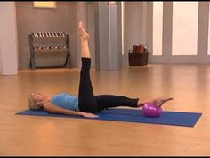 Intermediate Pilates Mat Workout - 20 Minute Pilates Workout - YouTube