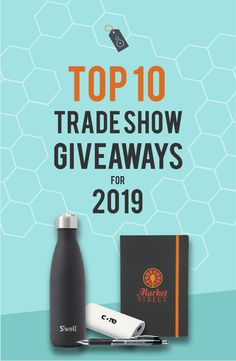 Event giveaways 2019