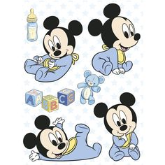Joey's babyshower and nursery was done in baby Mickey Baby Mickey Mouse, Mickey Mouse Clubhouse, Festa Mickey Baby, Theme Mickey, Mickey Mouse First Birthday, Disney Mickey, Baby Mickey Cake, Mickey Mouse Wallpaper, Cute Disney Wallpaper