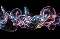 Light Painting Kata – Quand les arts martiaux rencontrent le light painting (image)