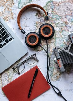 The Grado RS2e hanging out on the map.