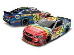 This is a Chase Elliott 2016 #24Ever From Jeff To Chase Chevy SS 1:64 ARC -