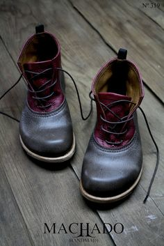 Machado Handmade.  Dream boots?!