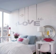 Quote Wall Decal Kids Room Decor Inspirational Saying Vinyl Wall - Wall stickers for bedrooms teens