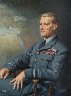 Air Marshal Sir Peter Drummond (1894–1945), KCB, MC, OBE, DSO