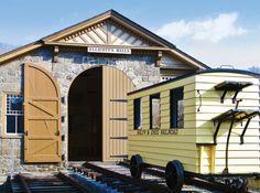 Baltimore & Ohio (B&O) Railroad Station 2711 Maryland Avenue, Ellicott City, MD