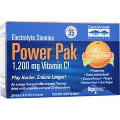 Get the best Value & Best Price on the Best quality product! Buy 1 – 2 or more & Save More TRACE MINERALS RESEARCH Electrolyte Stamina Power Pak 30 - 32 paks better qual   #TRACEMINERALSRESEAR