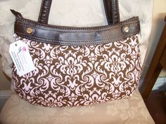 Soft Pink/Brown Swirl Purse Skirt Custom by ContessaCreation, $14.95