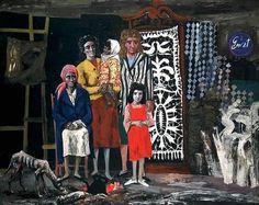 La Familia De Juanito Laguna - Antonio Berni Chelsea Hotel, Social Realism, Art Database, Cannes Film Festival, Short Film, Artwork, Painting, Google Search, Art