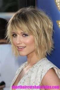 Image Detail for - High Fashion Short Haircuts for 2012 2012 Short Choppy Layered Haircut ...