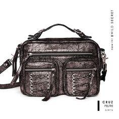 ⚡️CRUZ Peltre #leather #aw16 #cruz #wildsecret