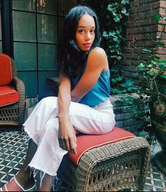 Muse Monday: Laura Harrier