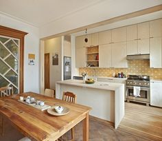 A Sustainable Townhouse Renovation 3