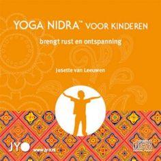 http://www.jyo.nl/nieuw-cd-yoga-nidra-voor-kinderen - Op deze cd staan vijf korte Yoga Nidra's™. Yoga Nidra™ wordt ook wel de 'yogaslaap' genoemd. Het lichaam gaat slapen, maar de geest blijft wakker. Yoga Nidra™ zorgt voor een diepe ontspanning bij de kinderen.  Het beoefenen van deze Yoga Nidra's zorgt voor een diepe rust en ontspanning,kinderen kunnen hierdoor beter slapen.