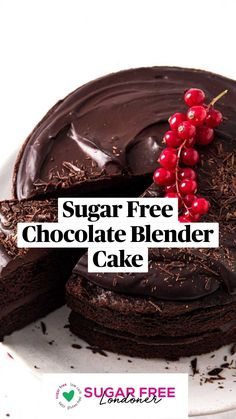 Diabetic Desserts, Sugar Free Desserts, Sugar Free Recipes, Gluten Free Desserts, Sugar Free Chocolate Chips, Low Carb Chocolate, Low Calorie Recipes, Keto Recipes, Foods With Gluten