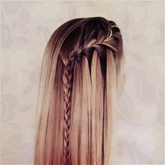 My favorite braid!