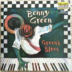 jazz-album-design benny-green-greens-blue-design-heidi-kropf-brain-sooyco