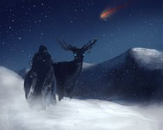 Coldhands by dekades8.deviantart.com on @deviantART. Seriously bummed he is missing from the TV series :/